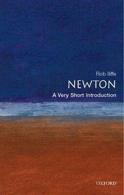 Book Newton: A Very Short Introduction by Rob Iliffe