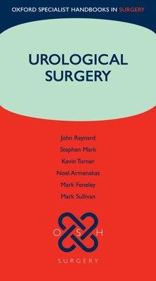 Book Urological Surgery by John Reynard