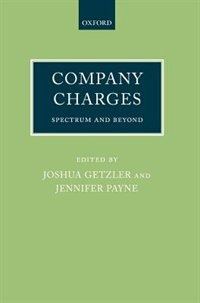 Book Company Charges: Spectrum and Beyond by Joshua Getzler