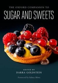 Book The Oxford Companion to Sugar and Sweets by Darra Goldstein