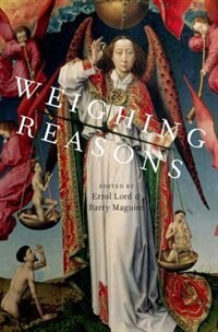 Book Weighing Reasons by Errol Lord