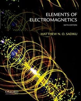 Book Elements of Electromagnetics by Matthew Sadiku