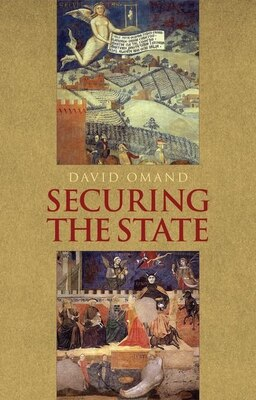Book Securing The State by David Omand