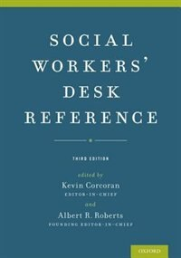 Book Social Workers Desk Reference by Kevin Corcoran