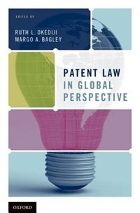 Book Patent Law in Global Perspective by Ruth L. Okediji
