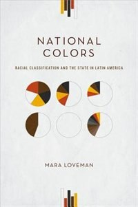 Book National Colors: Racial Classification and the State in Latin America by Mara Loveman