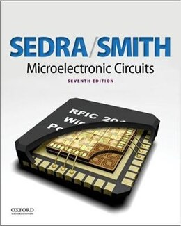 Book Microelectronic Circuits by Adel Sedra