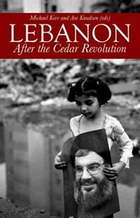Book Lebanon: After the Cedar Revolution by Are Knudsen