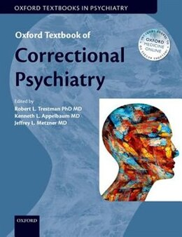 Book Oxford Textbook of Correctional Psychiatry by Robert Trestman