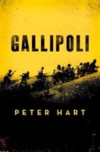 Book Gallipoli by Peter Hart