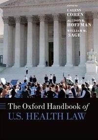 Book The Oxford Handbook of U.S. Health Law by I. Glenn Cohen