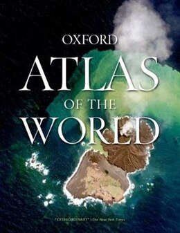 Book Atlas of the World by Oxford