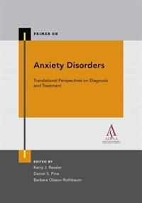 Book Anxiety Disorders by Kerry Ressler
