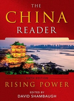 Book The China Reader: Rising Power by David Shambaugh
