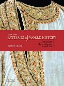 Book Patterns of World History: Combined Volume by Peter Von Sivers