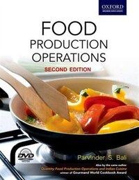 Food Production Operations: (includes DVD)