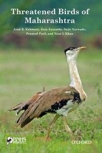 Book Threatened Birds of Maharashtra by Asad R. Rahmani