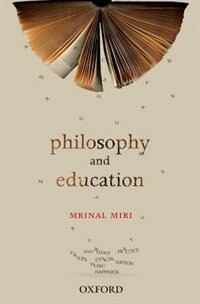 Book Philosophy and Education by Mrinal Miri