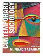 Contemporary Sociology: An Introduction to Concepts and Theories