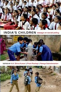 Book Indias Children: Essays on Social Policy by K. Shiva Kumar
