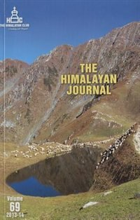 Book The Himalayan Journal: Volume 69 by Rajesh Gadgil