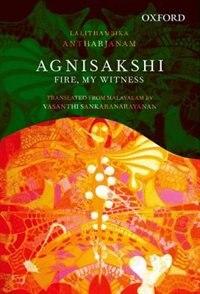 Book Agnisakshi by Lalithambika Antharjanam