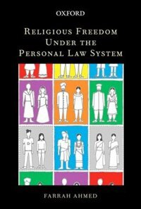 Book Religious Freedom under the Personal Law System by Farrah Ahmed