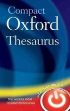 Compact Oxford Thesaurus: Revised third edition