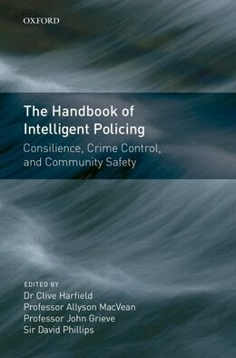 Book Handbook of Intelligent Policing by John Grieve