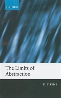 Book The Limits of Abstraction by Kit Fine