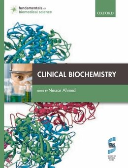 Book Clinical Biochemistry by Nessar Ahmed