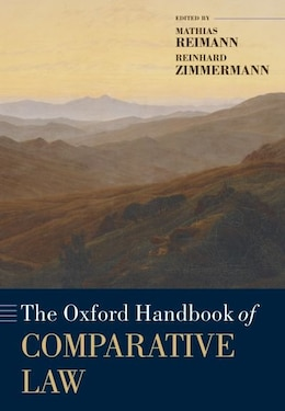 Book The Oxford Handbook of Comparative Law by Mathias Reimann