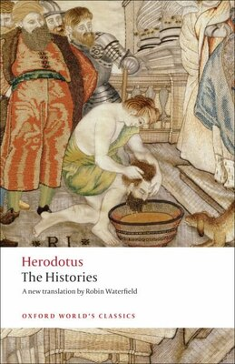 Book The Histories by Herodotus
