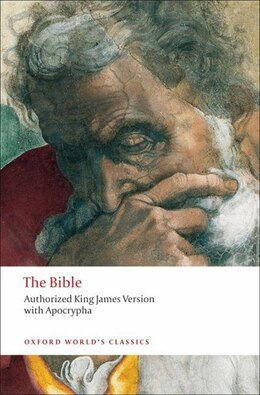 Book The Bible: Authorized King James Version by Robert Carroll