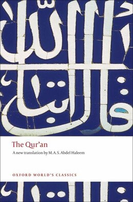 Book The Quran by M. A. S. Abdel Haleem