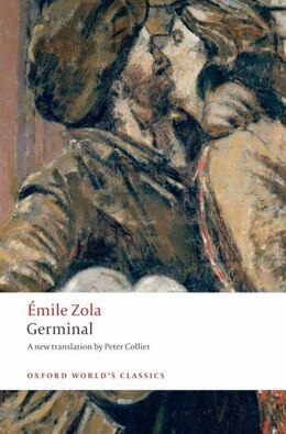 Book Germinal by Emile Zola