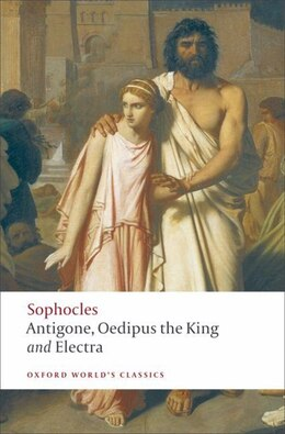 Book Antigone; Oedipus the King; Electra by Sophocles