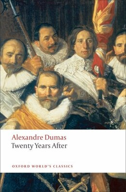 Book Twenty Years After by Alexandre Dumas