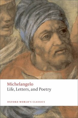 Book Life, Letters, and Poetry by Michelangelo