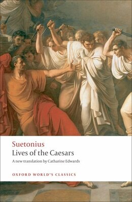Book Lives of the Caesars by Catharine Edwards