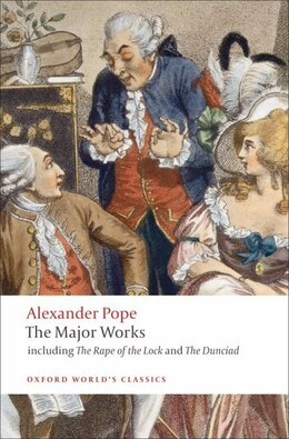 Book The Major Works by Alexander Pope