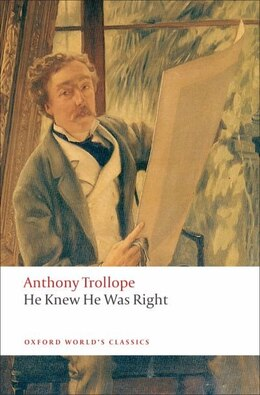 Book He Knew He Was Right by Anthony Trollope
