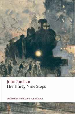 Book The Thirty-Nine Steps by John Buchan
