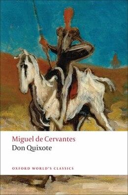 Book Don Quixote de la Mancha by Miguel De Cervantes Saavedra