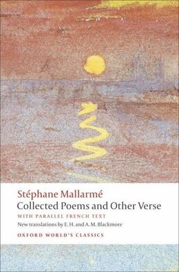 Book Collected Poems and Other Verse by Stephane Mallarme