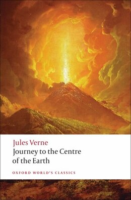 Book Journey to the Centre of the Earth by Jules Verne