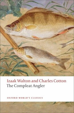 Book The Compleat Angler by Izaak Walton