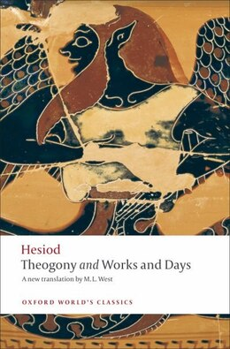 Book Theogony and Works and Days by Hesiod