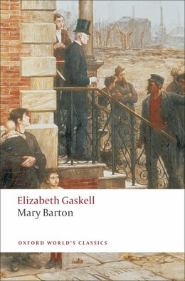 Book Mary Barton by Elizabeth Gaskell