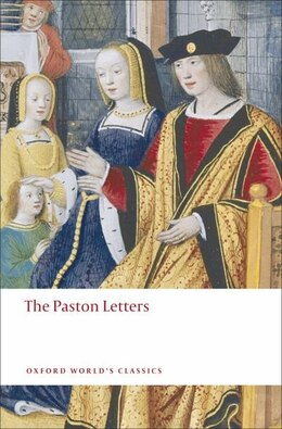 Book The Paston Letters: A Selection in Modern Spelling by Norman Davis